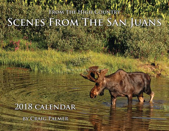 Scenes From The San Juans 2014 Calendar