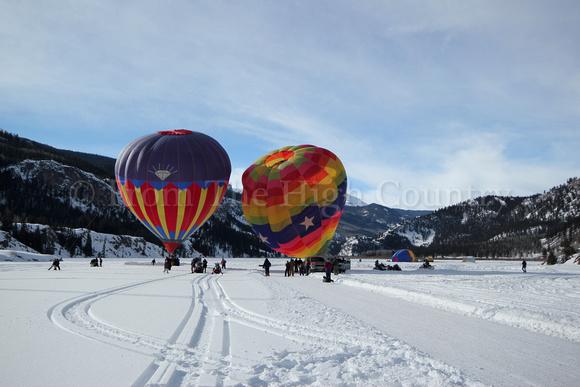 Lake City Hot Air Balloon Festival
